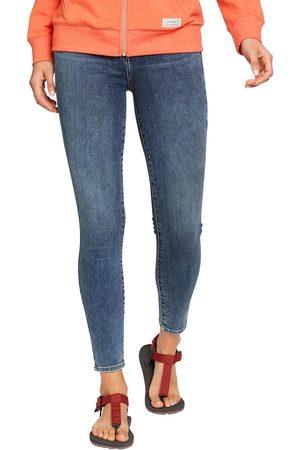 Eddie Bauer Voyager Jeans - High Rise - Skinny Damen Gr. 4