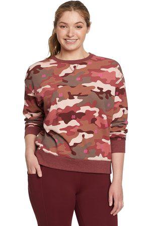 Eddie Bauer Cozy Camp Sweatshirt - bedruckt Damen Gr. XS