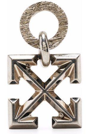 Off-White Herren Ohrringe - Arrow charm earring