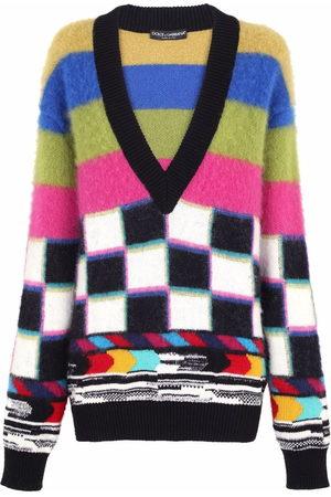 Dolce & Gabbana Pullover mit grafischem Muster