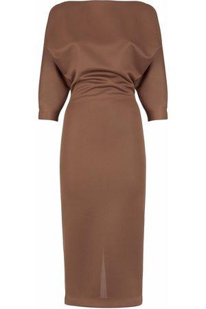 Fendi Jersey-Kleid