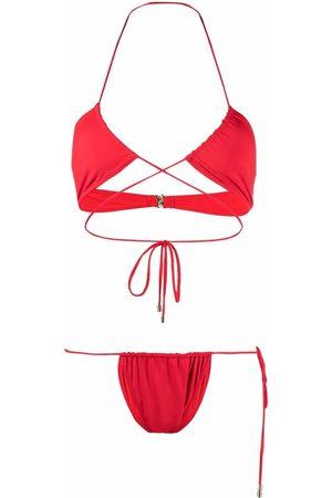 Manokhi Damen Bikinis - Neckholder-Bikini