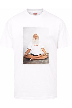 Supreme T-Shirts, Polos & Longsleeves - T-Shirt mit Foto-Print