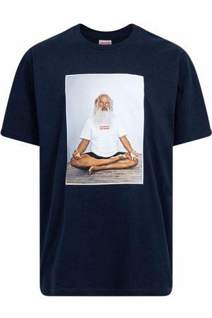 Supreme T-Shirt mit Foto-Print