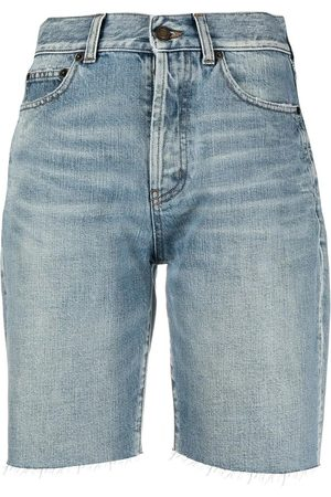 Saint Laurent Shorts , Damen, Größe: W28