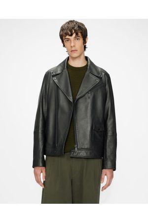 Ted Baker Herren Lederjacken - Leather Biker Jacket