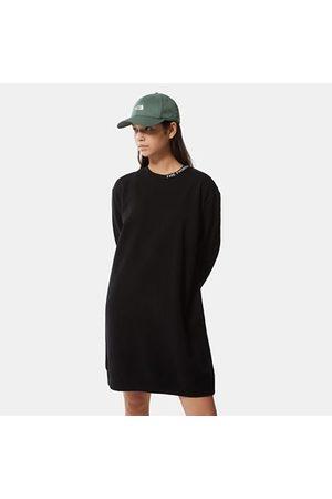 The North Face Damen Sweatshirts - Zumu Sweater Kleid Für Damen Tnf Black Größe L Damen