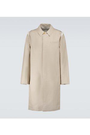 UNDERCOVER Mantel aus Leinen