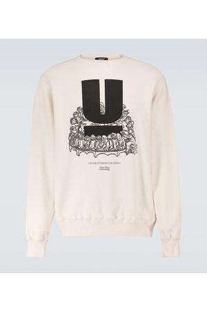 UNDERCOVER Damen Sweatshirts - Bedrucktes Sweatshirt aus Baumwolle