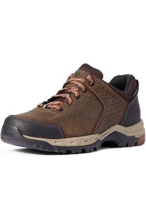 Ariat Women's Skyline Low Waterproof Boots in Distressed Brown