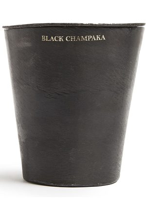 MAD ET LEN Vestimentale Black Champaka Kerze aus Sojawachs