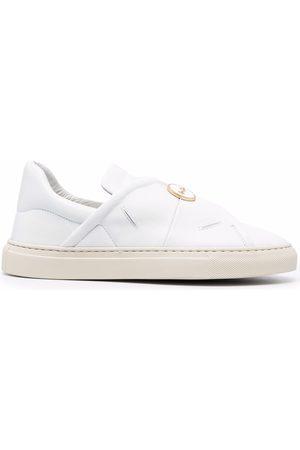 PORTS 1961 Slip-On-Sneakers mit Knöpfen