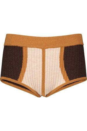 DODO BAR OR Shorts aus Jacquard