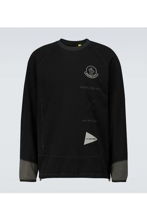 Moncler Genius 2 MONCLER 1952 Sweatshirt mit Logo
