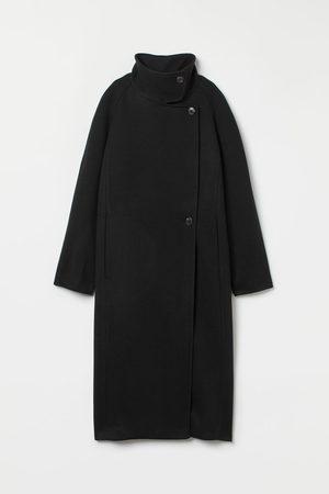 H&M Mantel mit hohem Kragen
