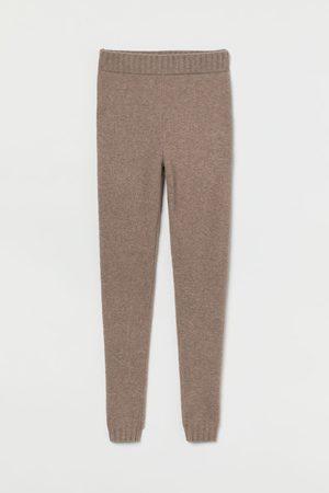 H&M Feinstrick-Leggings