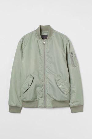 H&M Pilotenjacke aus Nylon