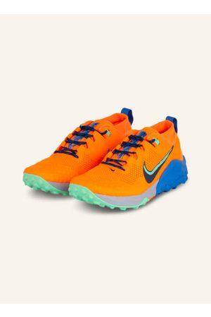 Nike Herren Sportschuhe - Laufschuhkategorie: Trail. Obermaterial aus atmungsaktivem Mesh. Synthetische Overlays zur Verstärkung beanspruchter Stellen. Sockenähnliche Konstruktion. Elastischer Schaftrand. Anatomisch platzierte Polsterung am Schaft. Leicht