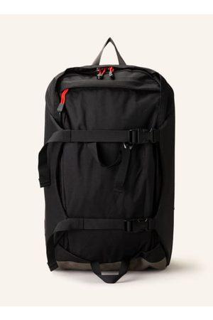 Osprey Tagesrucksack für Damen und Herren. Aus Robic®-Nylon. Dauerhaft wasserabweisende DWR-Imprägnierung. PFC-frei. Gepolsterte Schultergurte. Brustgurt. Hüftgurt. Kompressionsriemen. Laptop-Fach für ein 16-Zoll Laptop. Trinksystem kompatibel. Label-Deta