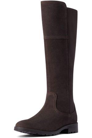 Ariat Women's Sutton II Waterproof Boots in Chocolate