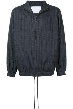 Off-Duty Jacke mit Reißverschlussdetail