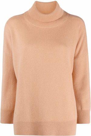 MAX & MOI Damen Strickpullover - Pullover mit Logo
