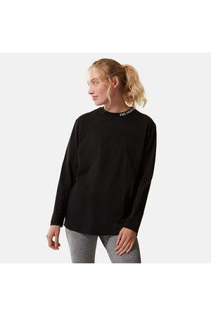 The North Face Zumu Langarm-shirt Für Damen Tnf Black Größe L Damen