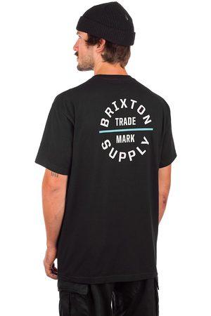 Brixton Herren T-Shirts, Polos & Longsleeves - Oath V T-Shirt