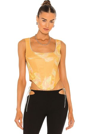 Miaou Campbell Corset in . Size M, S, XL, XS.