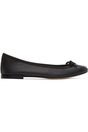 Repetto Black Cendrillon Ballerina Flats