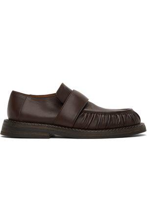 Marsèll Brown Alluce Loafers