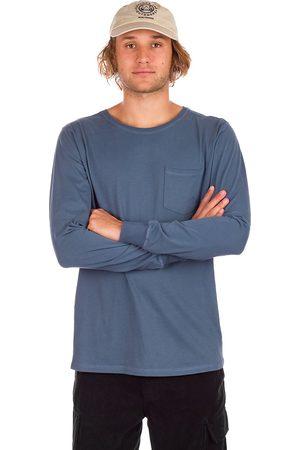 Kazane Herren Longsleeves - Oliver Naturals Long Sleeve T-Shirt