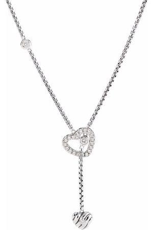 David Yurman Halskette mit Diamanten