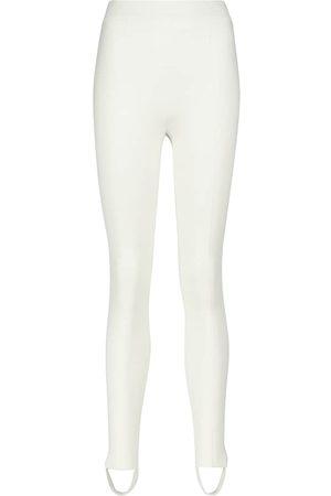 Moncler High-Rise-Jogginghose aus Strick