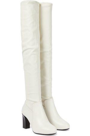 Lemaire Overknee-Stiefel aus Leder