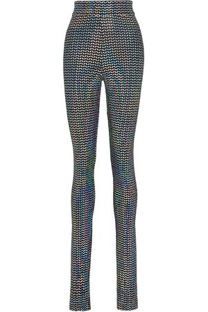 Dolce & Gabbana High-Rise Leggings