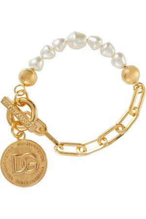 Dolce & Gabbana Armband mit Zierperlen