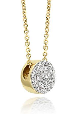 Monica Vinader GP Fiji' Halskette mit Diamantenanhänger