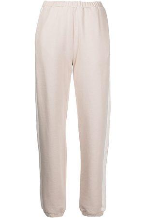 Staud Side stripe-detail track pants