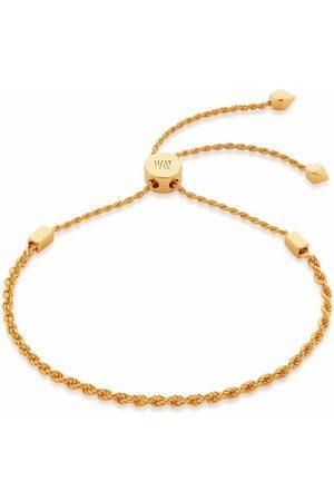 Monica Vinader Damen Armbänder - Corda Armband