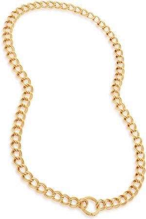 Monica Vinader Damen Halsketten - Groove Halskette