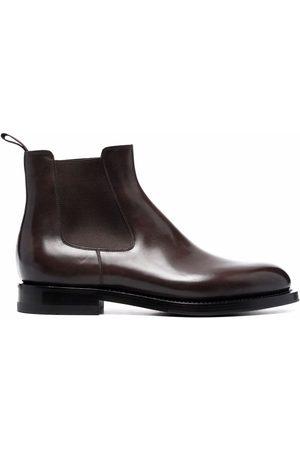 santoni Klassische Chelsea-Boots