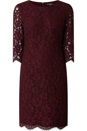 Montego Damen Freizeitkleider - Kleid aus Spitze