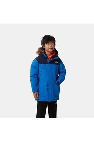 The North Face Mcmurdo Parka Für Jungen Hero Blue Größe L Herren