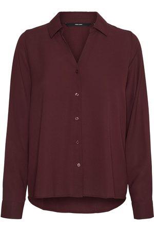 Vero Moda Long Sleeved Shirt Damen