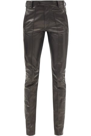 PETAR PETROV Glory Leather Trousers