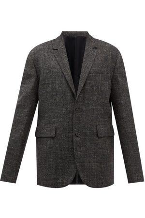 Raey Herren Blazer & Sakkos - Drop-shoulder Wool-blend Twill Suit Jacket