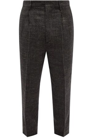 Raey Tapered Wool-blend Twill Suit Trousers