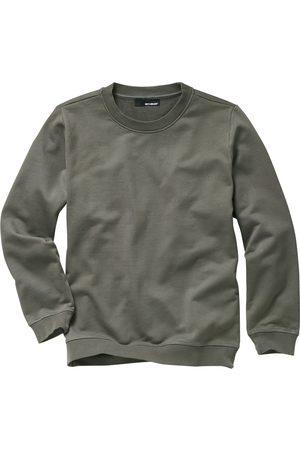 Mey & Edlich Herren Masterpiece-Sweatshirt gruen