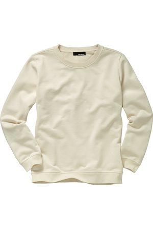 Mey & Edlich Herren Masterpiece-Sweatshirt weiss
